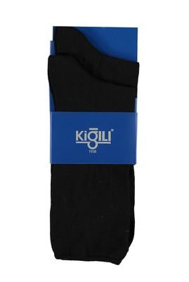 Erkek Giyim - 2'li Lastiksiz Çorap