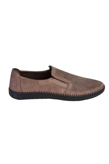 Erkek Giyim - Nubuk Loafer Ayakkabı