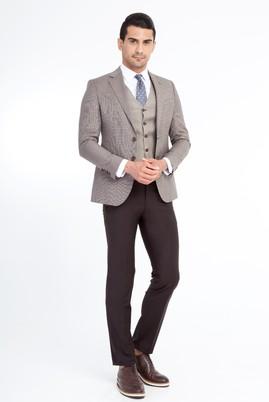 1360841f34949 Erkek Yelekli Takım Elbise Modelleri ve Fiyatları - Kiğılı