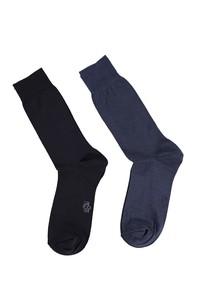 2'li Düz Çorap