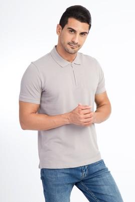 Erkek Giyim - VİZON XXL XX Regular Fit Polo Yaka Tişört