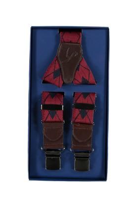Erkek Giyim - Kalın Pantolon Askısı