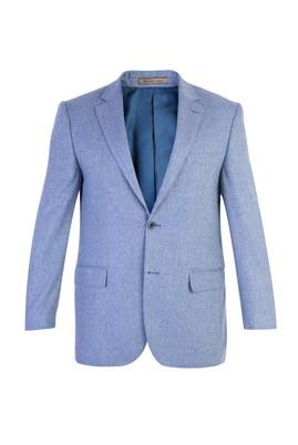 Erkek Giyim - Balıksırtı Kaşmir Ceket