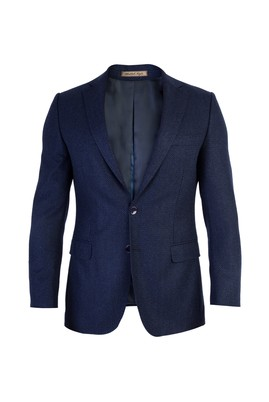 Erkek Giyim - Kaşmir Desenli Ceket