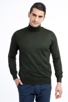 Erkek Giyim - Balıkçı Yaka Triko Kazak