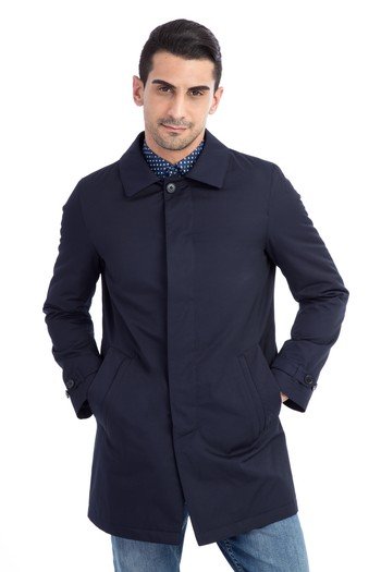 Erkek Giyim - Klasik Pardösü
