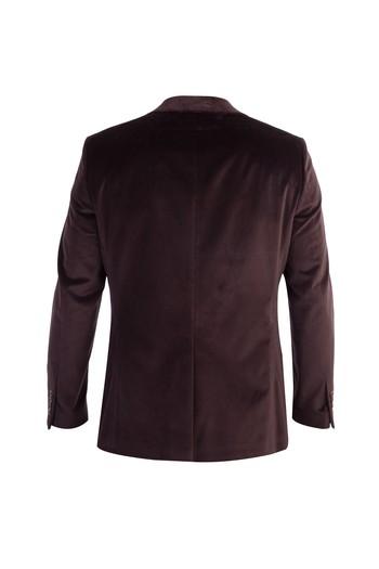 Düz Kadife Ceket