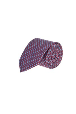 Erkek Giyim - Bordo  75 Desenli Kravat