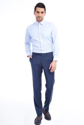 Erkek Giyim - Klasik Flanel Pantolon