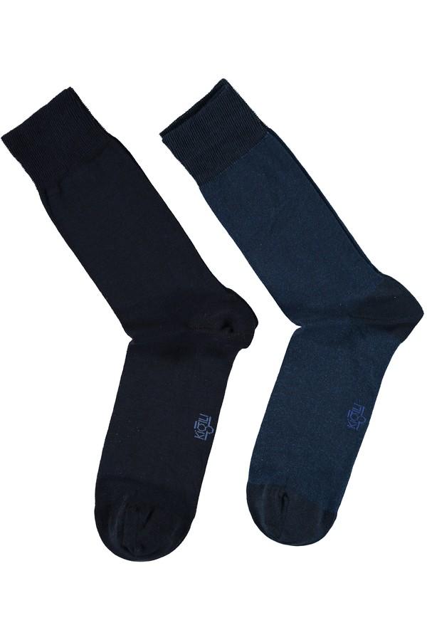 2'lİ Desenli Çorap
