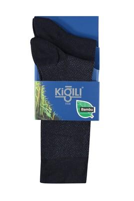 Erkek Giyim - 2'lİ Bambu Çorap