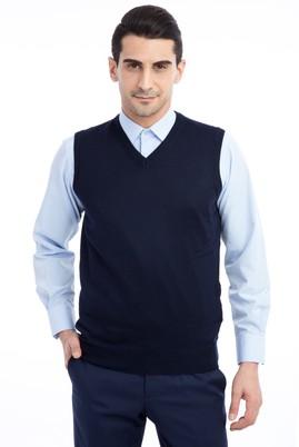 Erkek Giyim - V Yaka Süveter