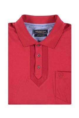 Büyük Beden Polo Yaka Regular Fit Sweatshirt