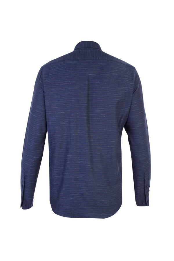 Uzun Kol Oduncu Slim Fit Gömlek