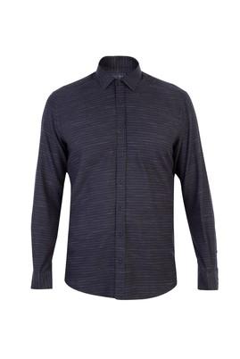 Uzun Kol Flanel Slim Fit Gömlek