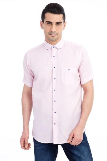 Kısa Kol Tasarım Gömlek