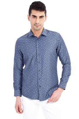 45bb1c929740c Erkek Mavi Gömlek Modelleri ve Fiyatları - Kiğılı