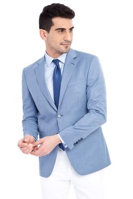 Slim Fit Klasik Kuşgözü Ceket