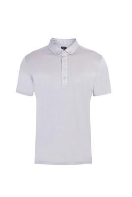 Erkek Giyim - Polo Yaka Merserize Tişört