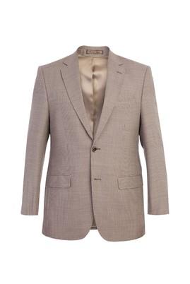 Erkek Giyim - İtalyan Desenli Klasik Ceket