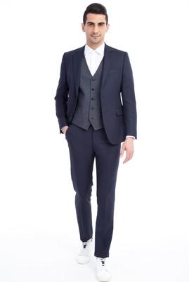 1c82fcdf87f50 Erkek Slim Fit Takım Elbise Modelleri ve Fiyatları - Kiğılı
