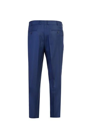 Erkek Giyim - Slim Fit İtalyan Kuşgözü Takım Elbise