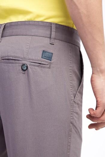 Slim Fit Düz Spor Pantolon