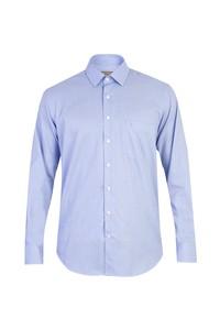 Erkek Giyim - Uzun Kol Klasik Kolay Ütülenir Gömlek