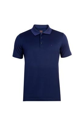 Erkek Giyim - Polo Yaka Merserize Slim Fit Tişört