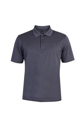 Erkek Giyim - Regular Fit Merserize Polo Yaka Tişört