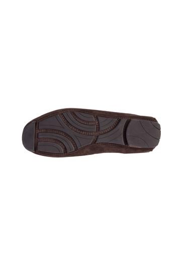 Erkek Giyim - Süet Loafer Ayakkabı