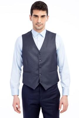 Erkek Giyim - Klasik Kuşgözü Yelek