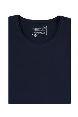 Erkek Giyim - King Size Bisiklet Yaka Tişört