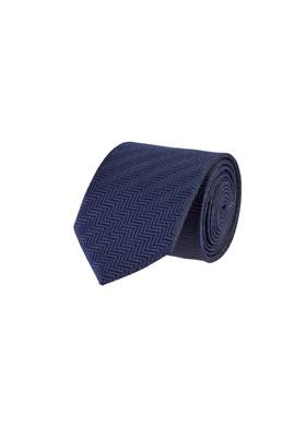 Erkek Giyim - Antrasit  75 Desenli Kravat