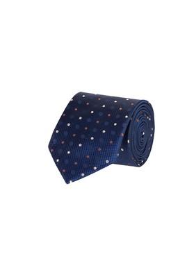 Erkek Giyim - Lacivert  75 Desenli Kravat
