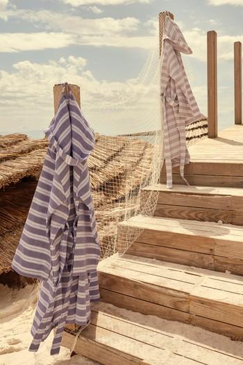 Erkek Giyim - Peştemal Bornoz