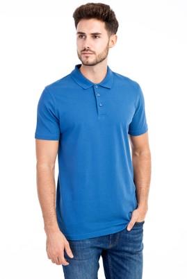 Erkek Giyim - Mavi 3X 3X Polo Yaka Slim Fit Tişört